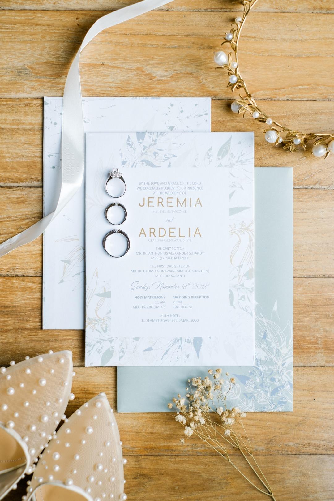 2 : Ardelia & Jeremia