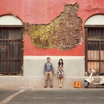 Best Outdoor Locations Prewedding in Semarang